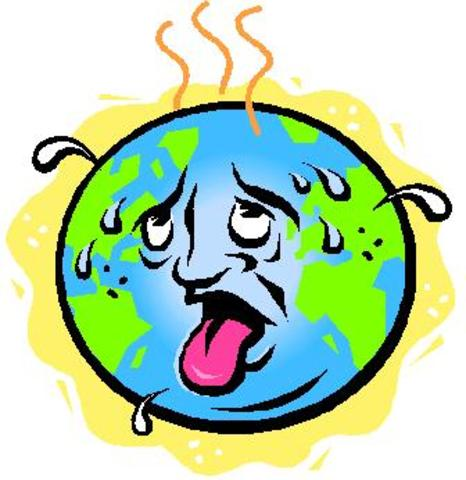 NASA 2nd hottest year since the 1890's