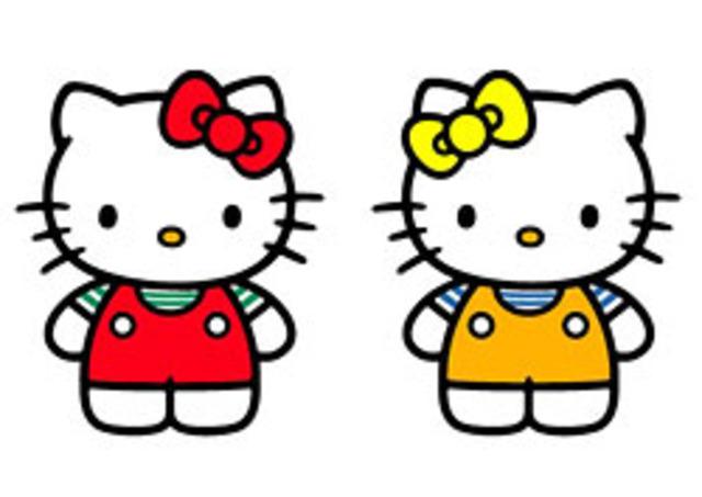 Hello Kitty & Friends timeline | Timetoast timelines  Hello Kitty & F...