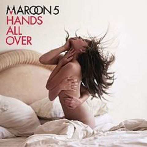 Hands All Over Released