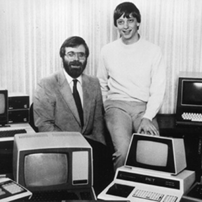 The history of microsoft timeline