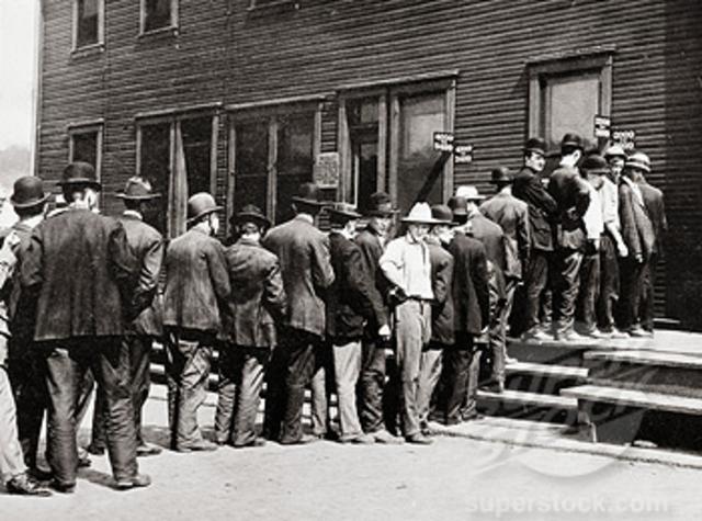 Industrial Unemployment