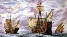 Christopher Columbus And Henry Hudson( Jayden, Maddy, Nate,Mikayla timeline
