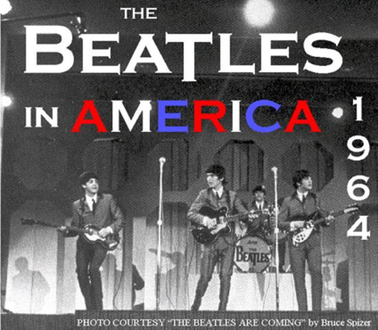 The Beatles take America