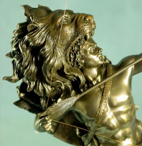 Hercules and the Twelve Labors (1-3)