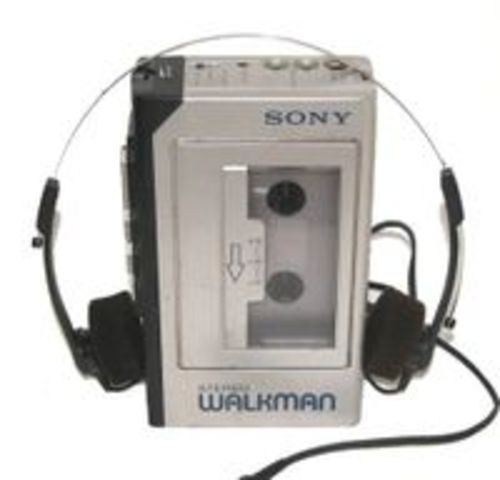 "Sony Announces the First ""Walkman"""