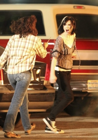 Taylor was a guess star in CSI: Crime Scene Investigation