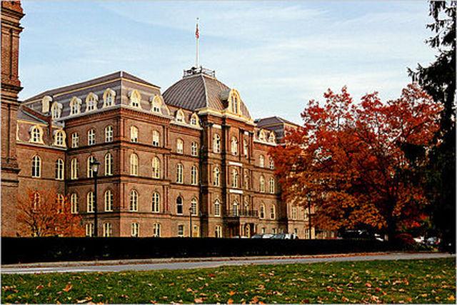 Vassar College created program for physical training