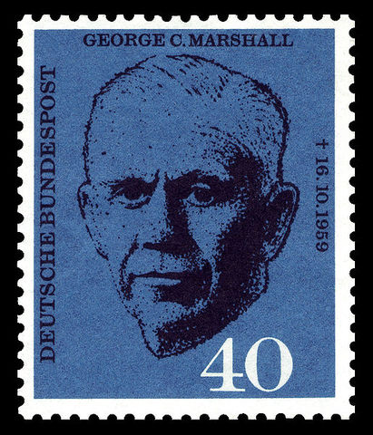 Marshall Plan is Introduced