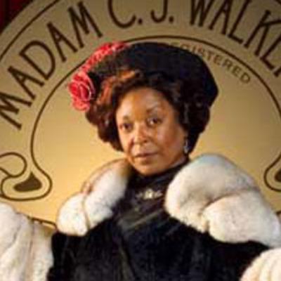 Madame C.J. Walker timeline