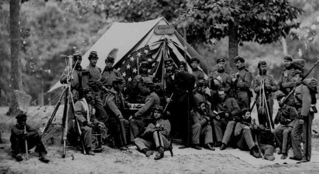 union tent