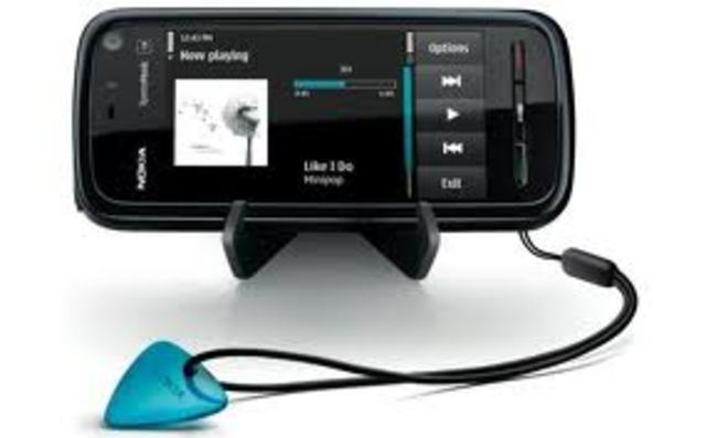 The music cell phone