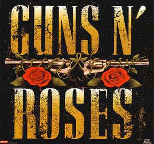 "Guns ""n"" Rosses"