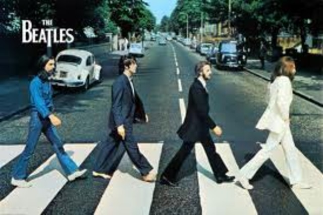 Here comes the Beatles