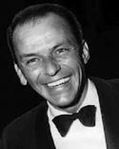 Frank Sinatra's Debut