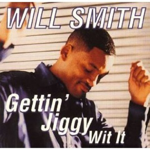"""Will Smith's """"Jiggy with It"""" became a popular catch phrase and earned NAACP Entertainer of the Year award"""