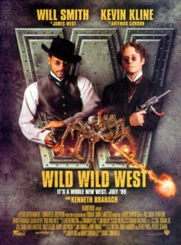 Will delivers his first bad movie, Wild Wild West