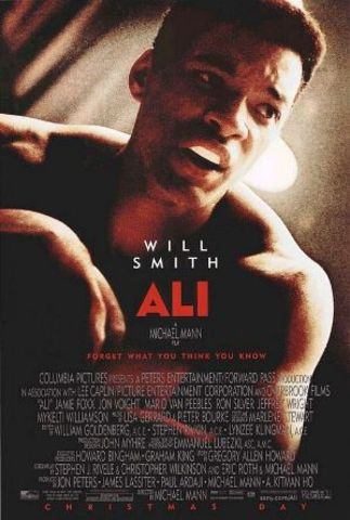 Earned his first Oscar nomination for his portrayal of famous boxer Muhammad Ali in the movie 'Ali'