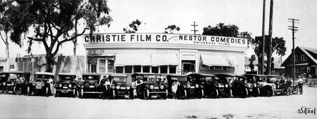 Nestor film company