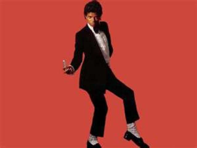 """The King of Pop"""