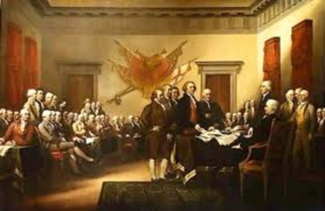 U.S Decleration of Independence
