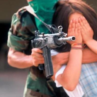 Historia del Conflicto en Colombia. timeline