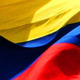 Colombia flagg 348