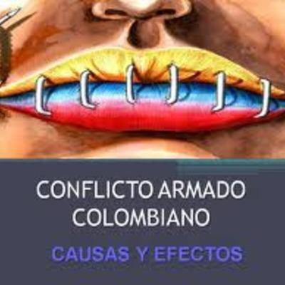 EL CONFLICTO ARMADO EN COLOMBIA timeline