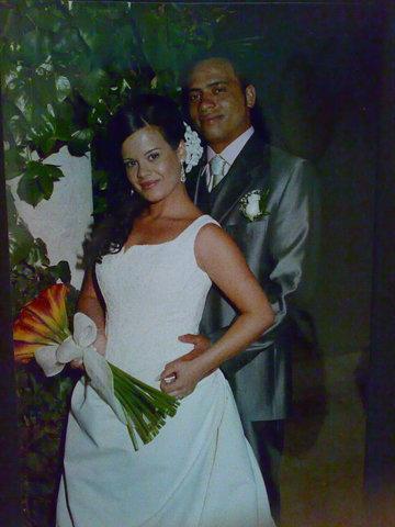 Nos casamos por fin!!