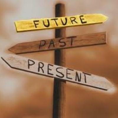 The past of the Future timeline