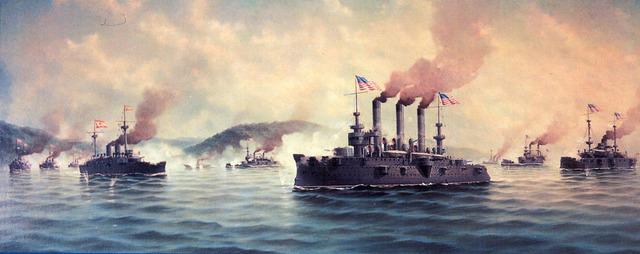 The Battle of Santiago de Cuba