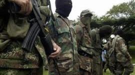 Historia del Conflicto armado en Colombia  timeline