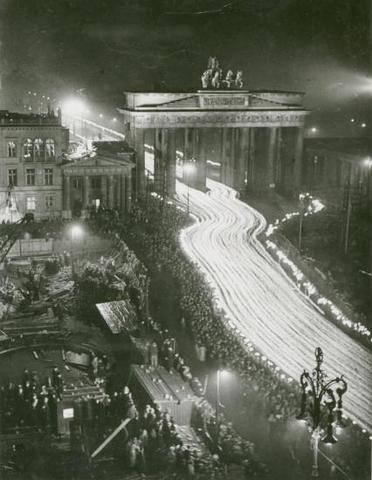 Machtergreifung 1933/1934