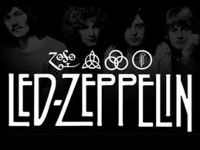 Led Zeppelin Starts Career