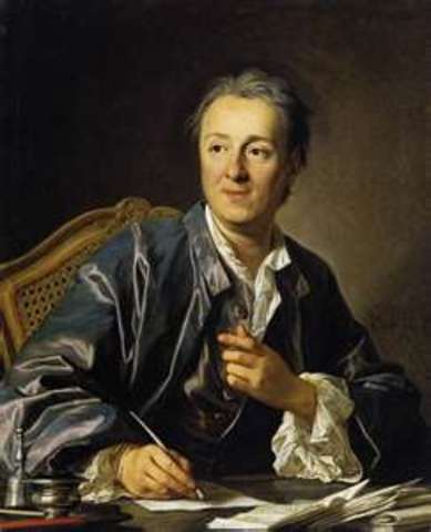"""The Last volume of Diderot's """"Encyclopedia"""" is Published"""