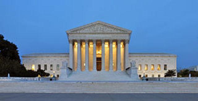 Supreme Court was Built