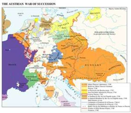 The War of the Austrian Succesion