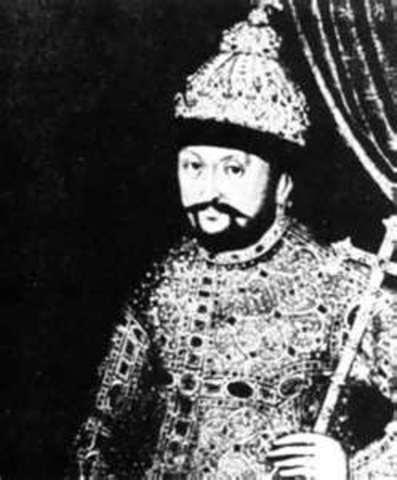 Czar Michael is Crowned