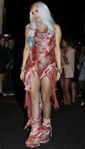 Girl in meat suit is a star.