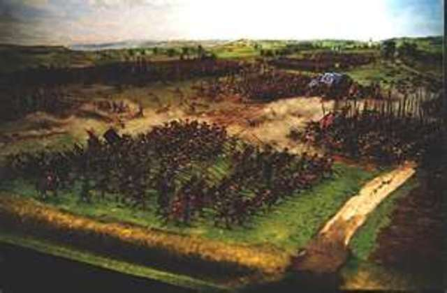 End of 30 years war