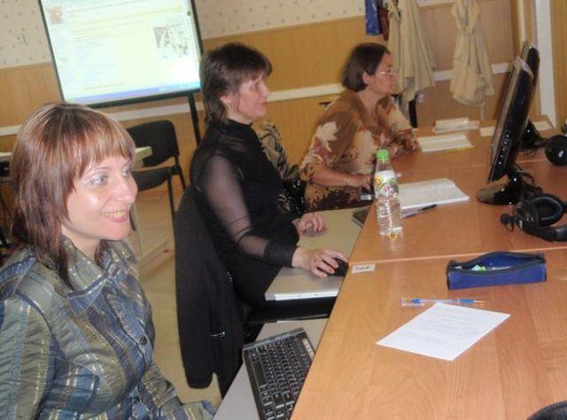 Учителя русского языка и литературы знакомятся с возможностями ПримВики