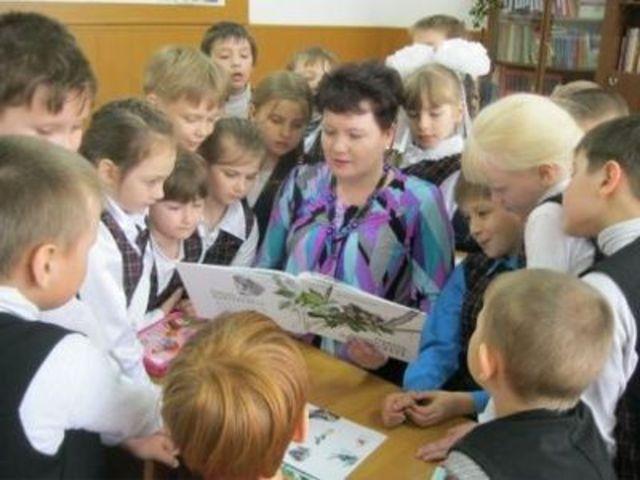 Гориллы так похожи на людей или как мы принимали участие в международном Дне Чтения