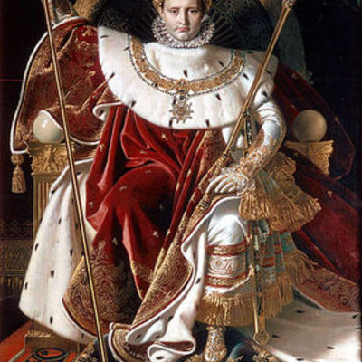 The Life & Times of Napoleon timeline
