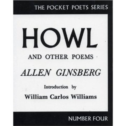 Lawrence Ferlinghetti publishes Howl and Other Poems, by Allen Ginsberg