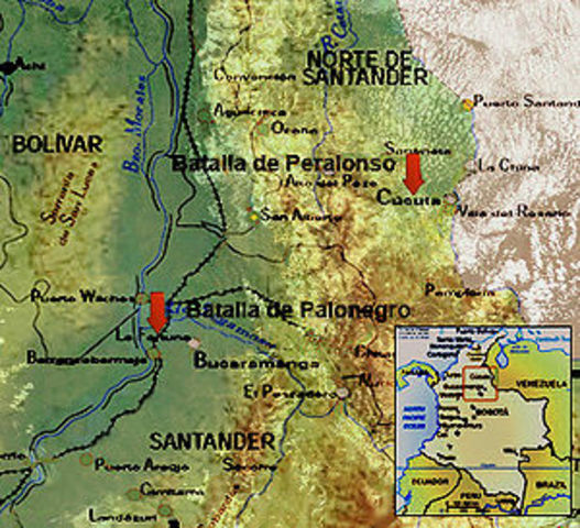Batalla de Palo Negro