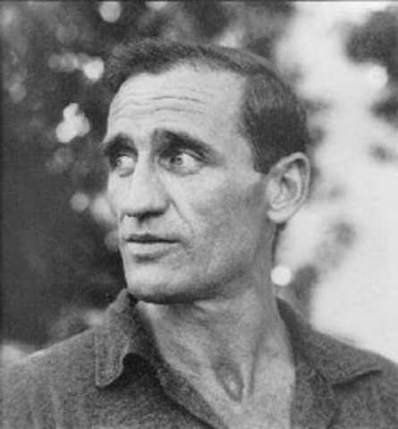 Neal Cassady introduced to Beat group in New York City