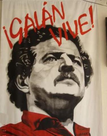 Luis Carlos Galan