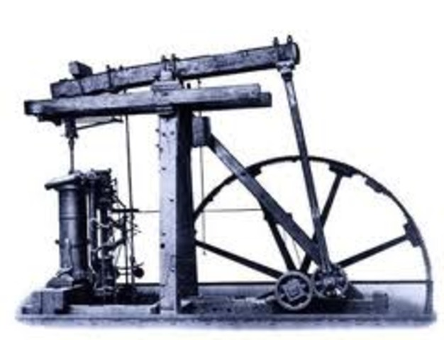 ***James Watt's steam engine