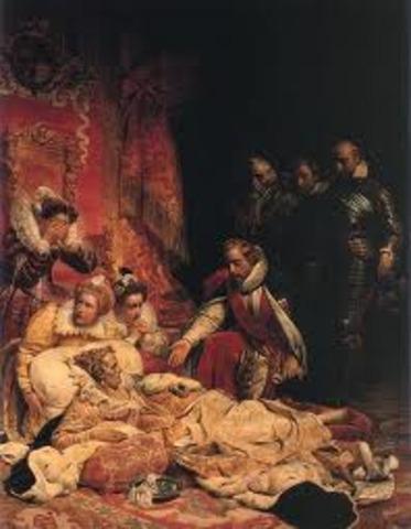 Queen Elizabeth Dies