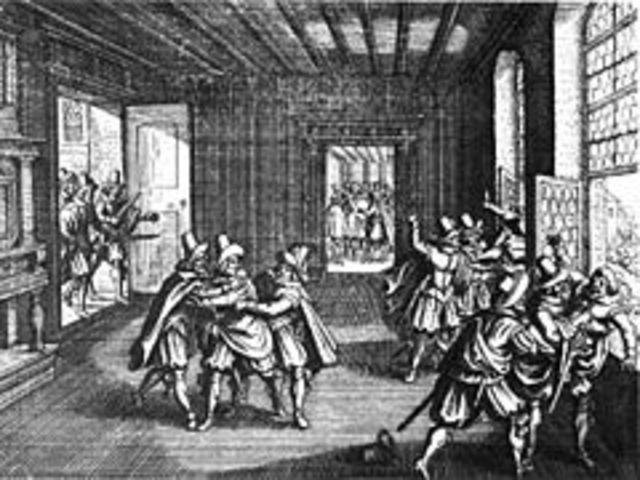 The Bohemian Revolt