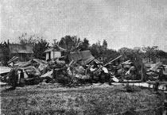 1928: Masacre de las Bananeras